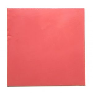 Ceramic Tile Cherry Pink