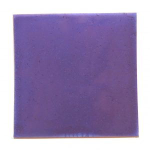 Tile mottled purple