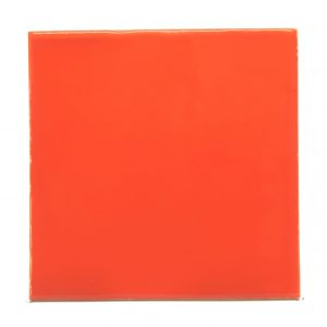 Tile Hot Orange