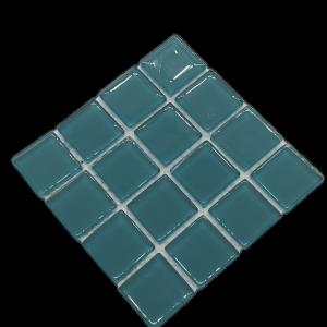 Crystal Glass Sea Green