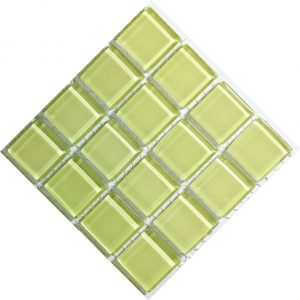 Light Yellow Mosaic
