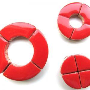 ctablh0401-Poppy Red
