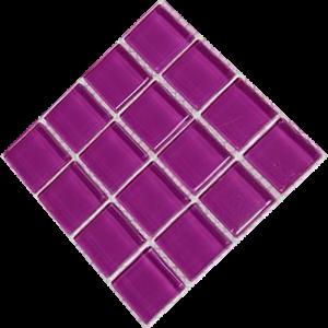 Shocking Pink Mosaic