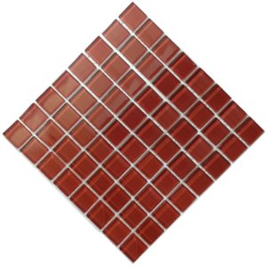 burnt copper mosaic